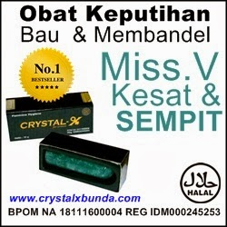 Crystal X Produk Unggulan PT Natural Nusantara
