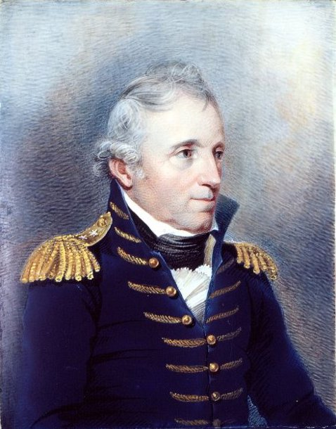Image result for Thomas Pinckney 1800 portrait