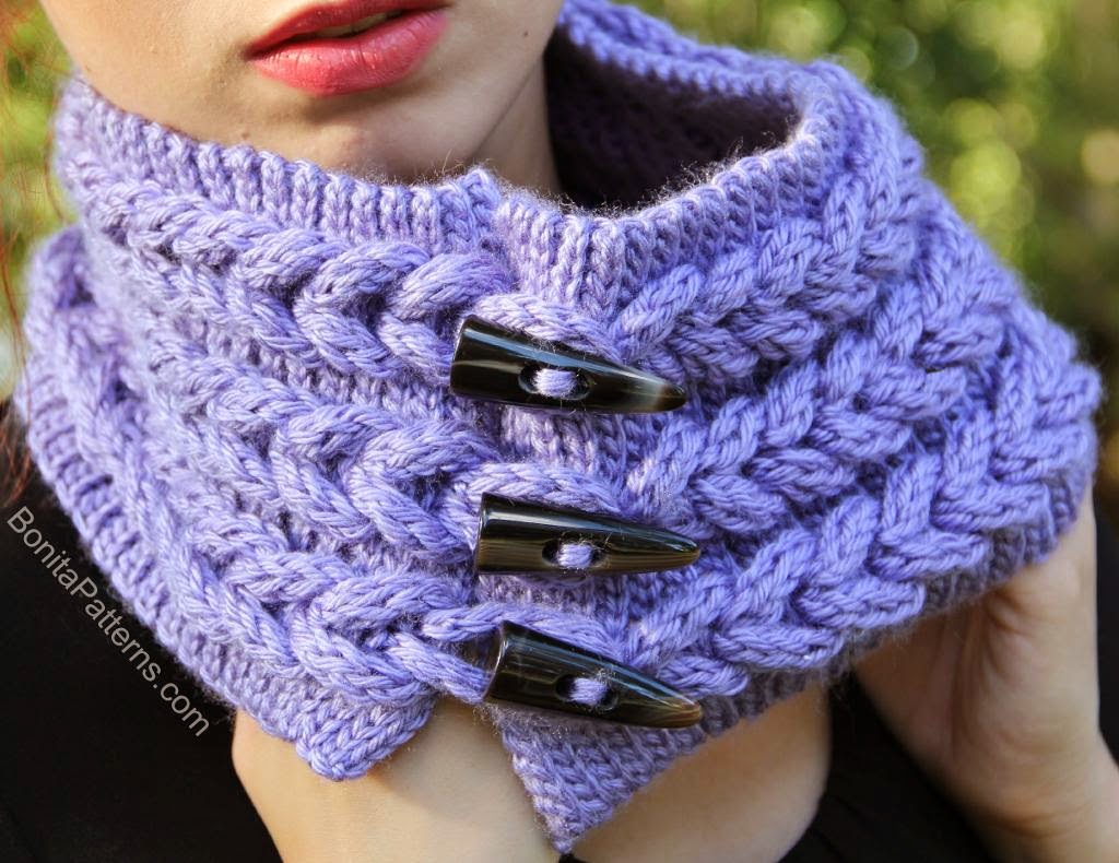 knit skarf