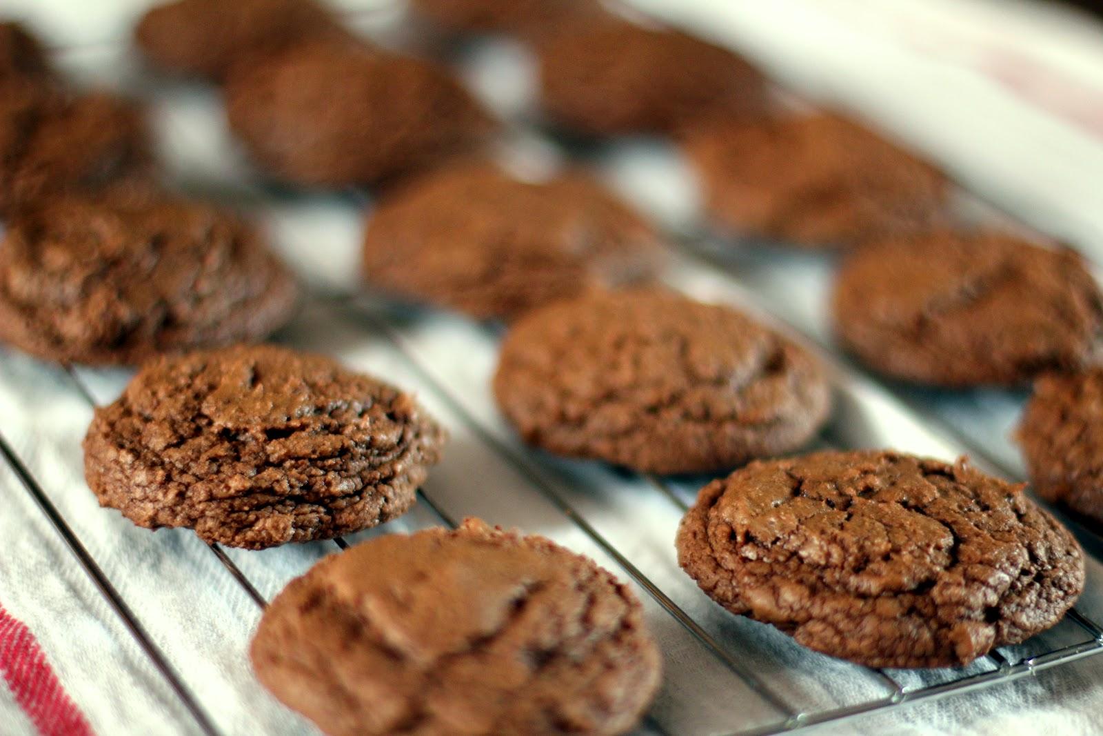 Shared Bites: Espresso Fudge Cookies