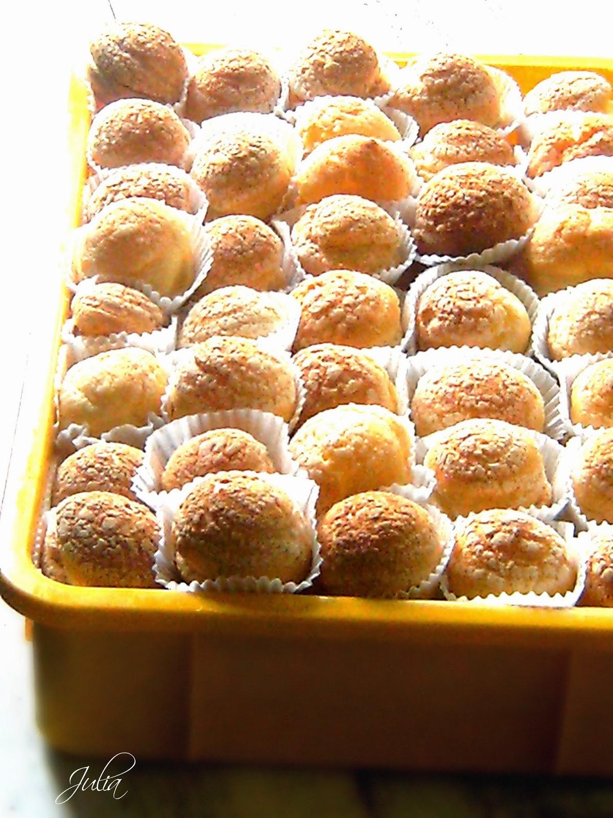 Cream Puff Utk Majlis