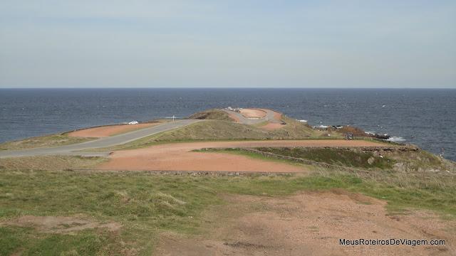 Mirador de Punta Ballena - Uruguai