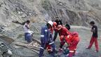 Expertos tratan de liberar 9 trabajadores atrapados en mina Perú