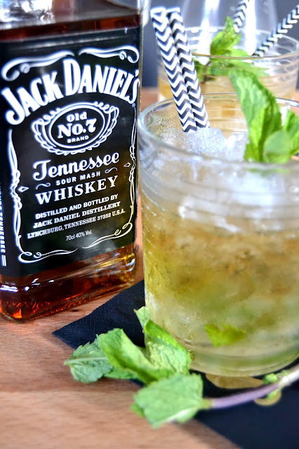 Jack Julep - Jack Daniel's and Mint