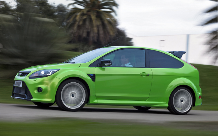 2010 Ford Focus 2012 Sports Cars