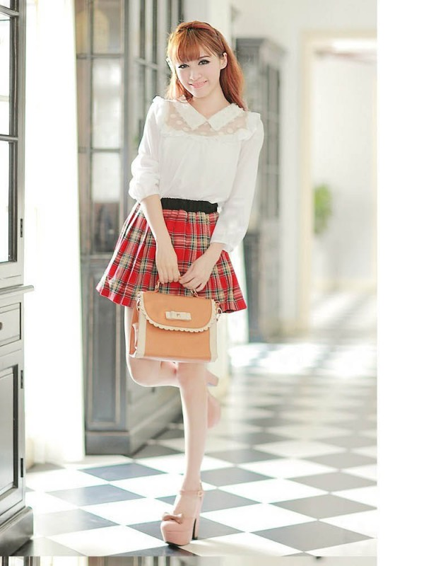 Wonderful world of teens korean fashion trend 2013 Korean style fashion girl bag
