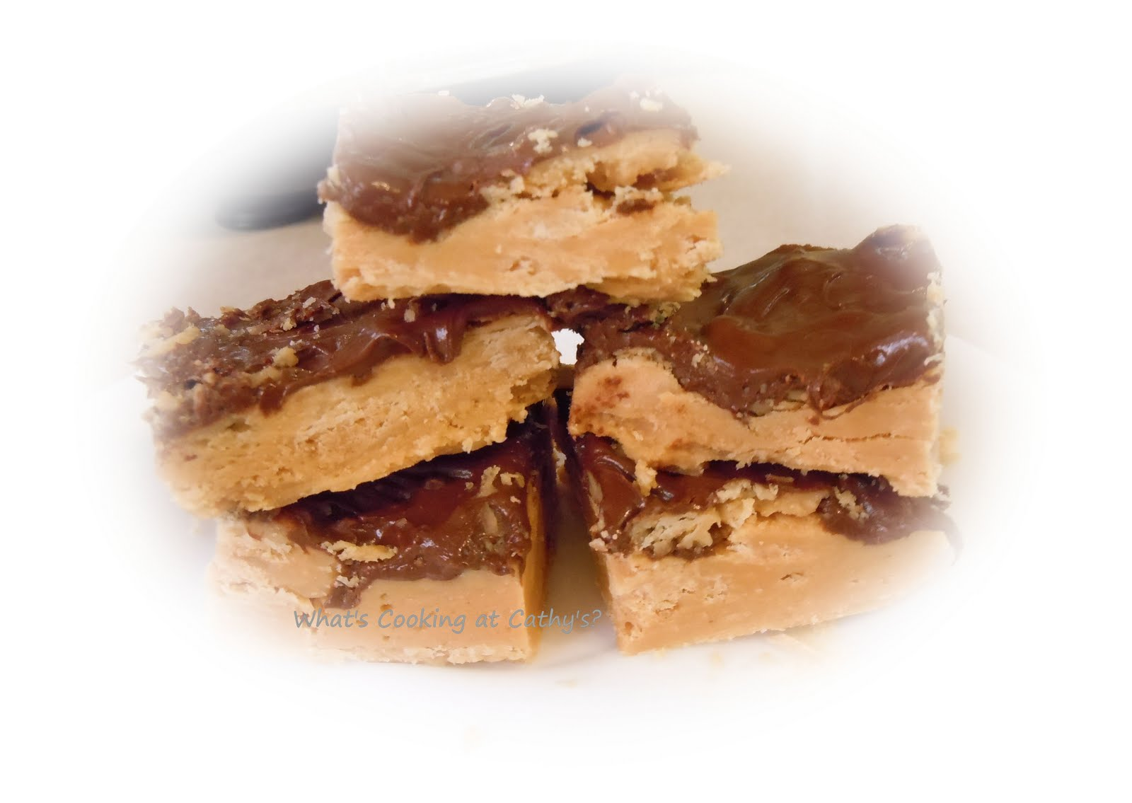 What's Cooking At Cathy's?: Homemade Butterfinger Candy