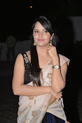 Anasuya sizzling photos in saree-thumbnail-20