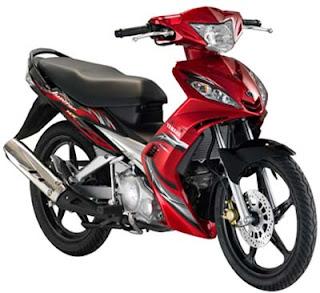Harga cover full body sepeda motor Honda, Yamaha, Suzuki