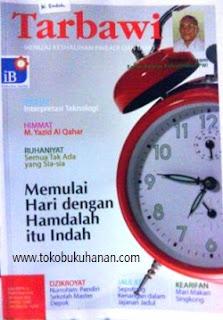 majalah tarbawi edisi 289, memulai hari dengan hamdalah
