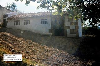 Candelario Salamanca antiguo Lavadero del Barranco