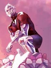 Super Gato de Outubro: Homem de Gelo