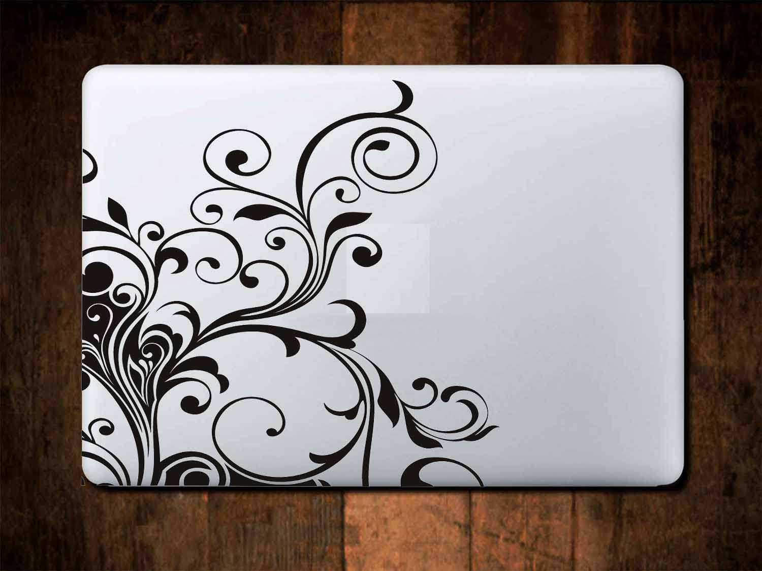 The Wall Decal blog: The coolest designs for laptop decals are ...