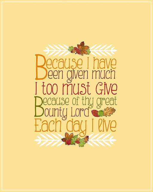 image about Thanksgiving Printable Decorations identify Bitty Birdie Layout Co.: Free of charge Thanksgiving Printable