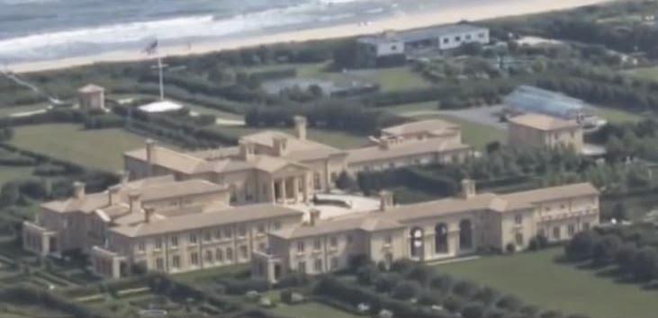 Τα 25 μεγαλύτερα σπίτια στην Αμερική