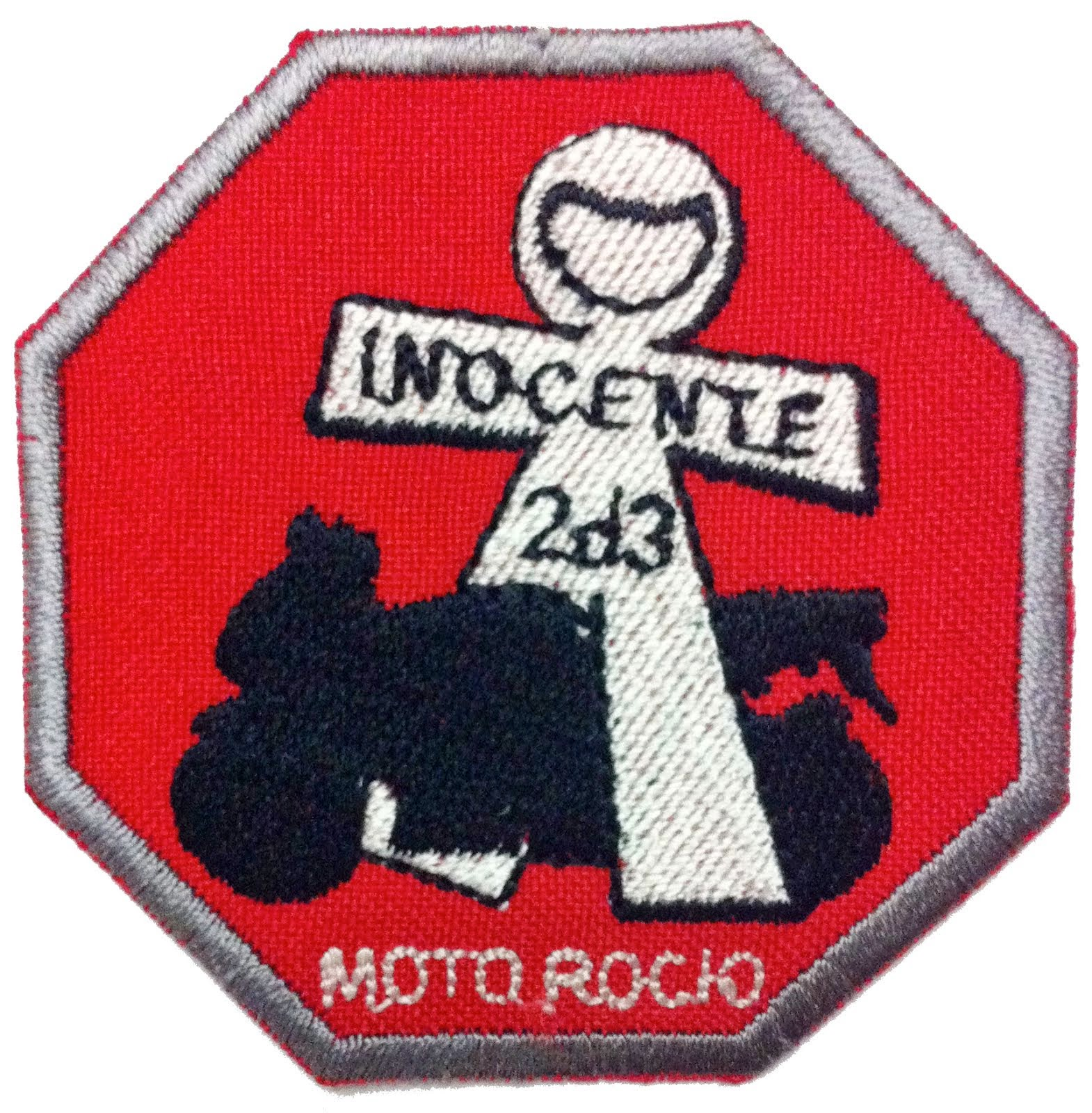 La Moto INOCENTE en 2 d 3 accidentes