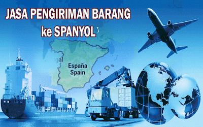 EKSPEDISI MURAH KE SPANYOL