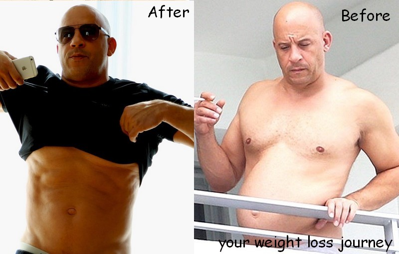 How To Lose Belly Fat Fast Like Vin Diesel Your Weight Loss Jorney