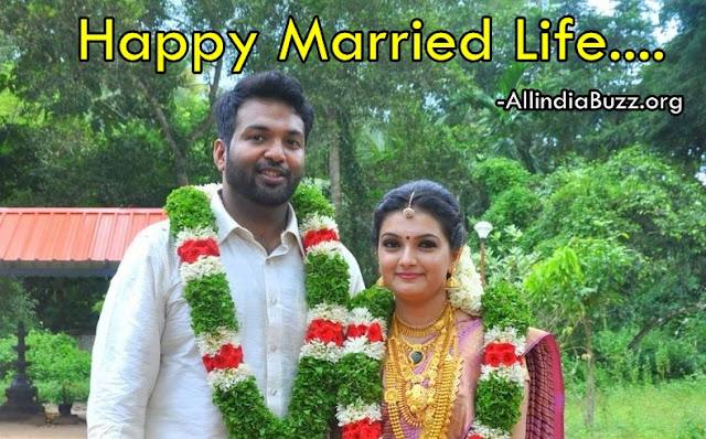saranya mohan marriage photos