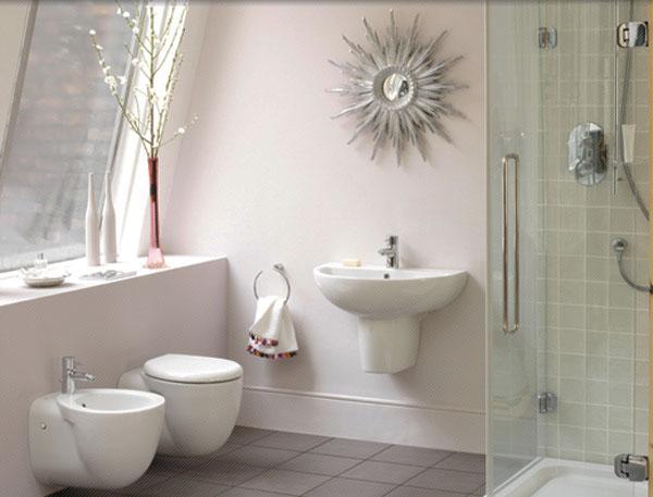 Decoracion Baño Sencillo:Small Bathroom Design Ideas