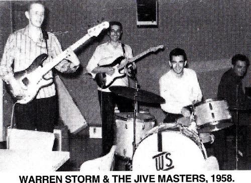 Warren Storm Prisoner's Song / Mama Mama Mama Look What Your Little Boy's Done
