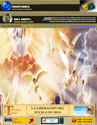 LA LIBERACIÓN DEL PUEBLO DE DIOS
