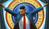 """Famoso ator de Hollywood chama Obama de """"nosso Senhor e Salvador"""""""