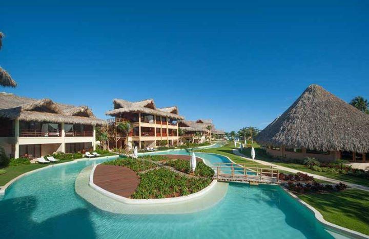 H tels de luxe punta cana en r publique dominicaine - Villa kimball luxe republique dominicaine ...