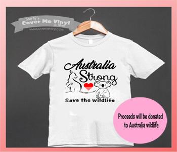 Australia Strong Shirt