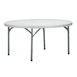loca vaisselle table ronde 10 personnes. Black Bedroom Furniture Sets. Home Design Ideas