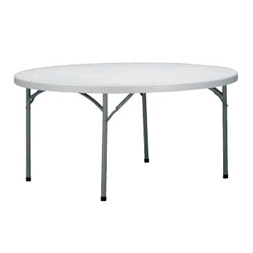 Loca vaisselle table ronde 10 personnes for Diametre table ronde 4 personnes