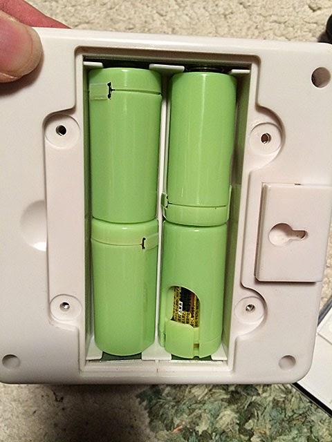 ピッタリ電池パック
