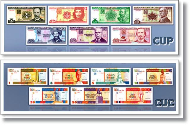 Como cambiar dinero en Cuba