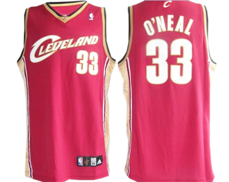 neal jersey cleveland cavaliers 33 red nba jersey in our daily life
