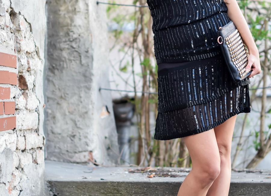 Diamoda Sequin Dress