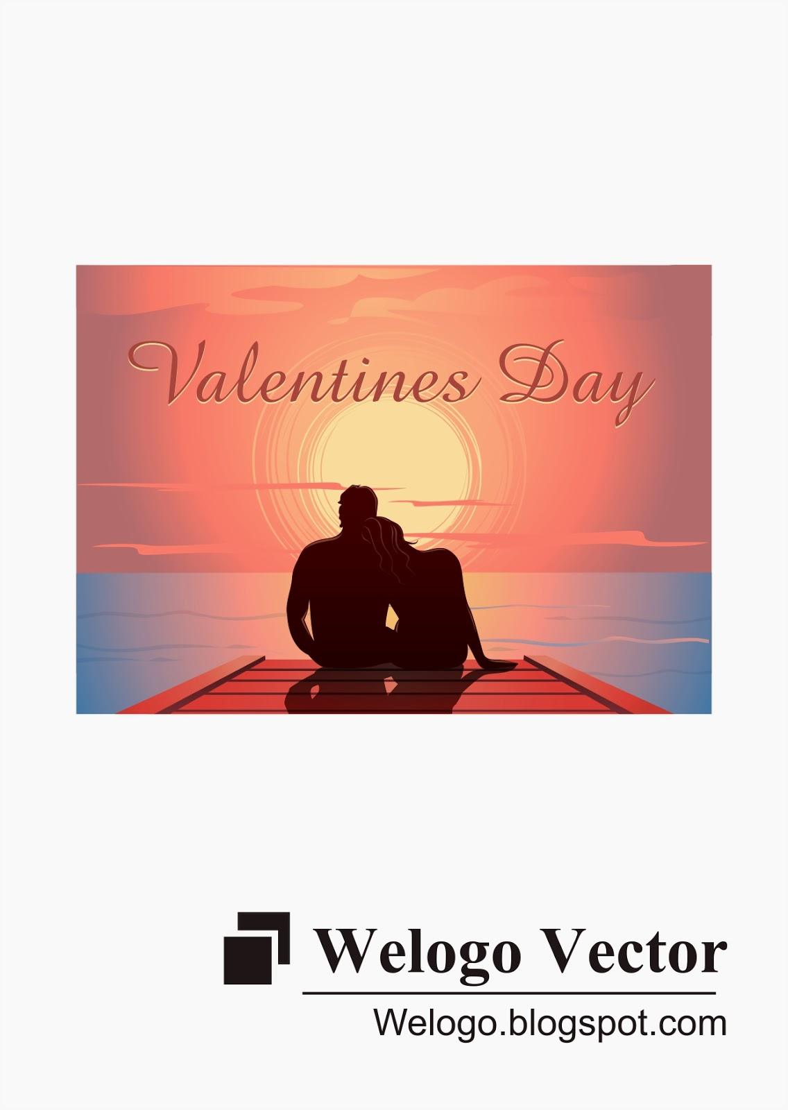 Valentin Day Card