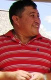 Edilberto Calan Excomisario Ejidal Festeja Llegada Primavera en Tenabo. 23mar2011.