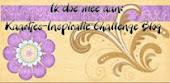 Kaartjes inspiratie challenges blog