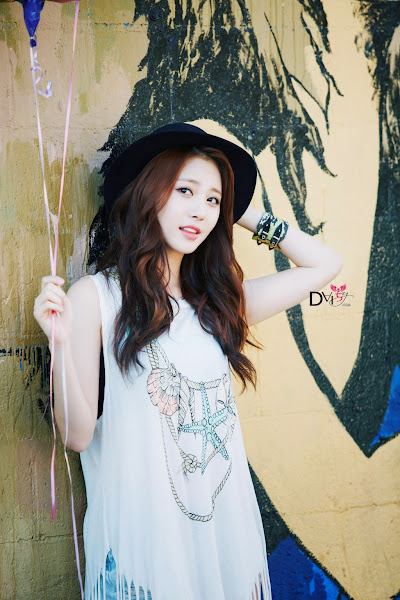 Girl's Day Darling Concept Yura