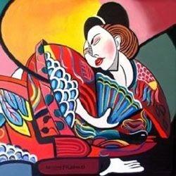 anthony falbo art china lady