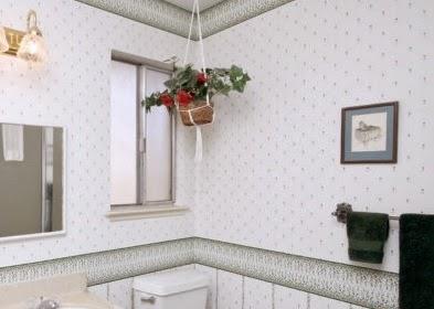 using fabric softener to remove wallpaper glue