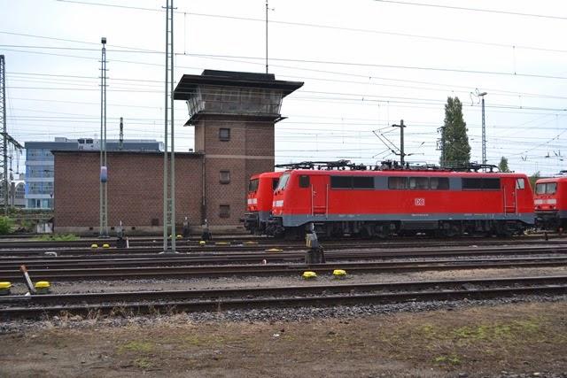 Patrimoni ferroviari alemany.