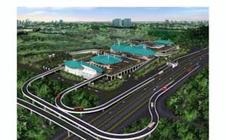 Pulo Gebang, Terminal Bus Termegah Di Indonesia [ www.BlogApaAja.com ]