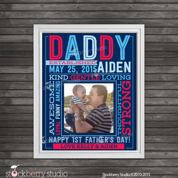 chalkboard sign my greatest blessings call me daddy daddy established and first fathers day gift prints