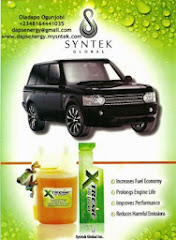 Syntek Global - NEW Xtreme Fuel Treatment Solution