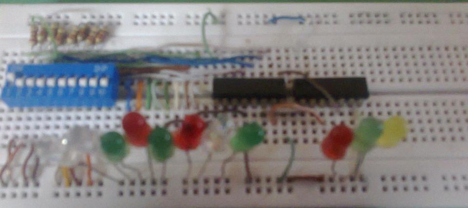 Circuito Integrado 7404 : Enfasis electronica