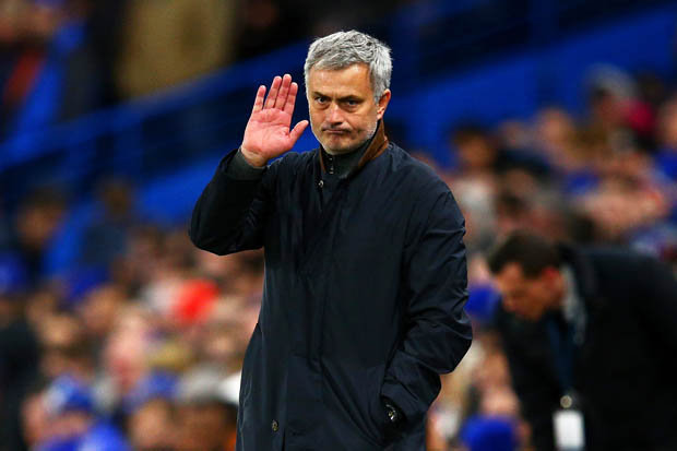 CHRISTMAS DINNER: Jose Mourinho has enjoyed a festive lunch with players before being sacked