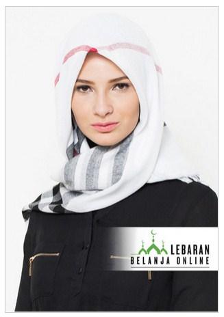 Kreasi Hijab Modern Untuk Lebaran