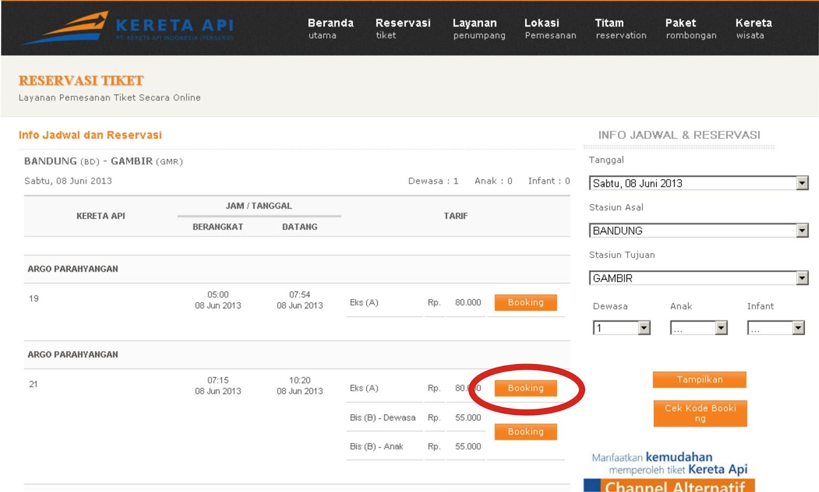 Cara pesan tiket kereta api online terbaru cara pesan tiket kereta cara pesan tiket kereta api online terbaru stopboris Gallery
