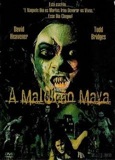 Filme A Maldição Maya   Dublado